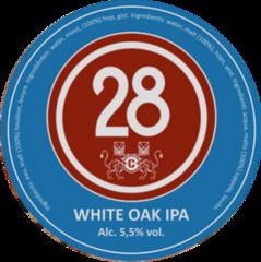 Пиво Caulier 28 White Oak IPA