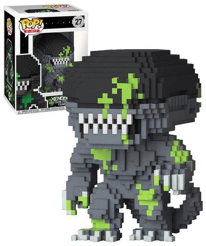 Xenoorph Pixel (Alien) Funko Pop! || Ксеноморф (Exc)