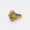 """Подвеска """"Колокольчик"""" 8х7 мм (цвет - античное золото) 10 штук"""