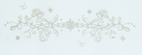 Пододеяльник 135х200 Christian Fischbacher Luxury Nights Nostalgia 711