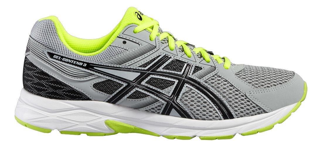 спортивные кроссовки Asics Gel-Contend 3 серые для бега