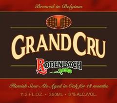 Пиво Rodenbach Grand Cru