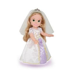 Disney Princess Wedding Rapunzel Doll