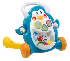 Игрушка-каталка Chicco Пингвин 9+