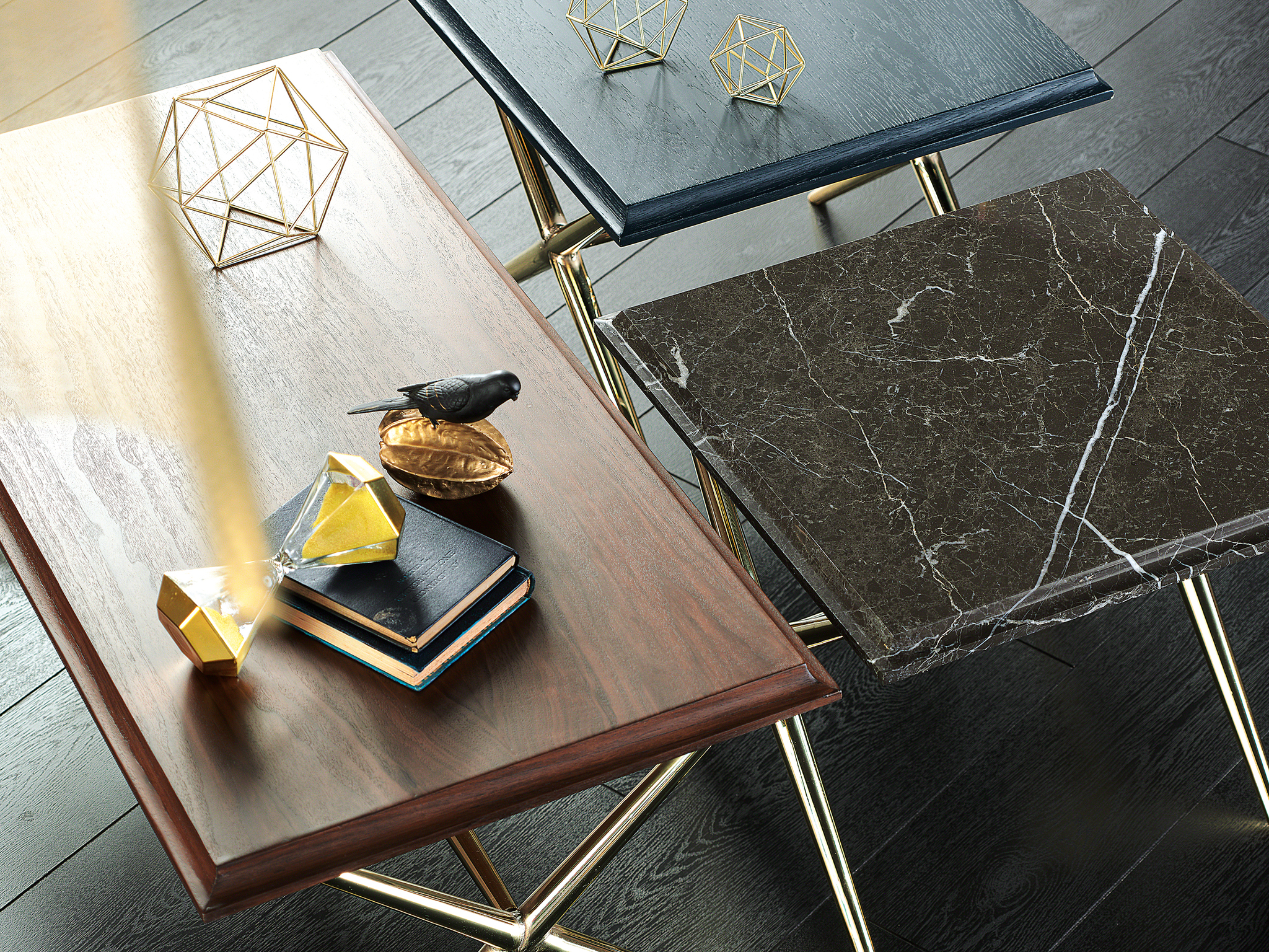 Кофейные столики Elegante ENZA HOME HQ