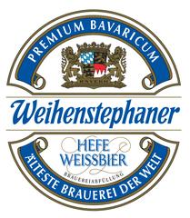 Пиво Weihenstephaner Hefe-Weissbier