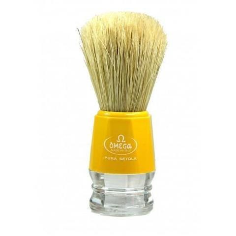 Помазок Omega :желтый Синтетика, фибра S10018A