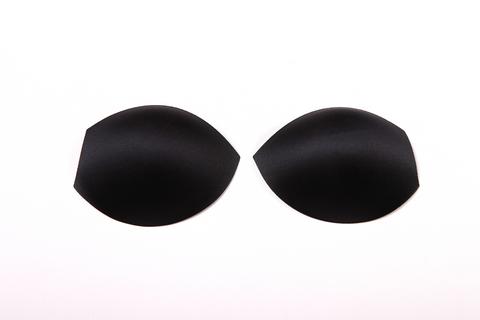 Чашки без пуш-апа чёрные (70В-75А-65С) хб/пэ