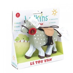 Фигурка Лошадка с седлом. Le Toy Van
