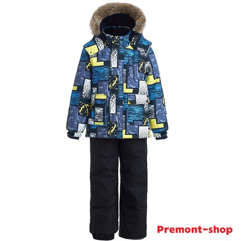 Зимний комплект Premont Залив Танкуэри WP92264 BLACK