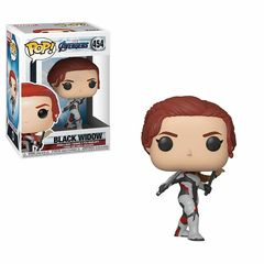 Funko - POP: Marvel: Avengers Endgame - Black Widow