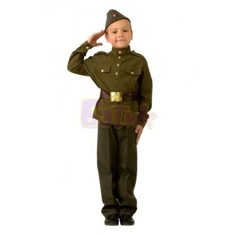 Военная форма Солдат детский