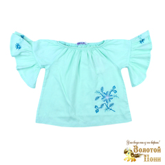 Блуза для девочки (3-7) 190527-OP844Б.1