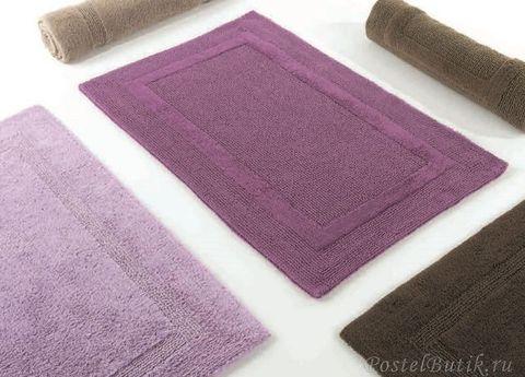 Элитный коврик для ванной Reversible 490 Purple от Abyss & Habidecor