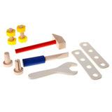 Детский верстак с набором инструментов, 9 предметов 3