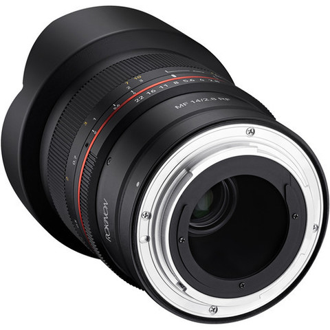 Объектив Samyang MF 14mm f/2.8 RF для Canon RF