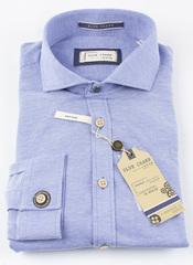 Рубашка Blue Crane slim fit 3100166-140-000-000-SF-Blue