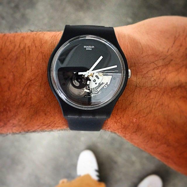 Купить часы фирмы свотч