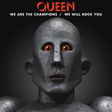 Queen ‎/ We Are The Champions, We Will Rock You (12