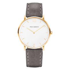 Унисекс немецкие часы Paul Hewitt, Sailor Line PH-SA-G-Sm-W-13M