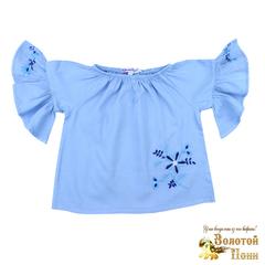 Блуза для девочки (3-7) 190527-OP844Б.2