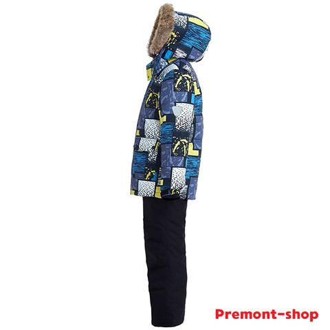 Костюм Premont Залив Танкуэри WP92264 BLACK