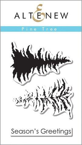 Набор штампов Pine Tree Stamp Set