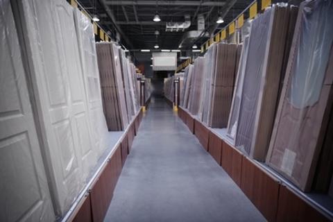 ПДВ для производства межкомнатных дверей