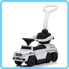 Толокар-электромобиль Mercedes-Benz A010AA-H Шестиколесный