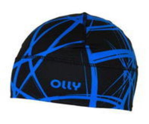 Лыжная шапка OLLY Bright blue