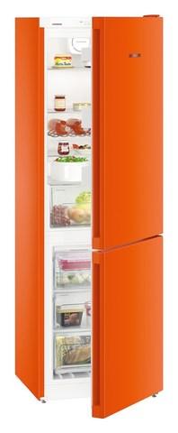 Двухкамерный холодильник Liebherr CNno 4313
