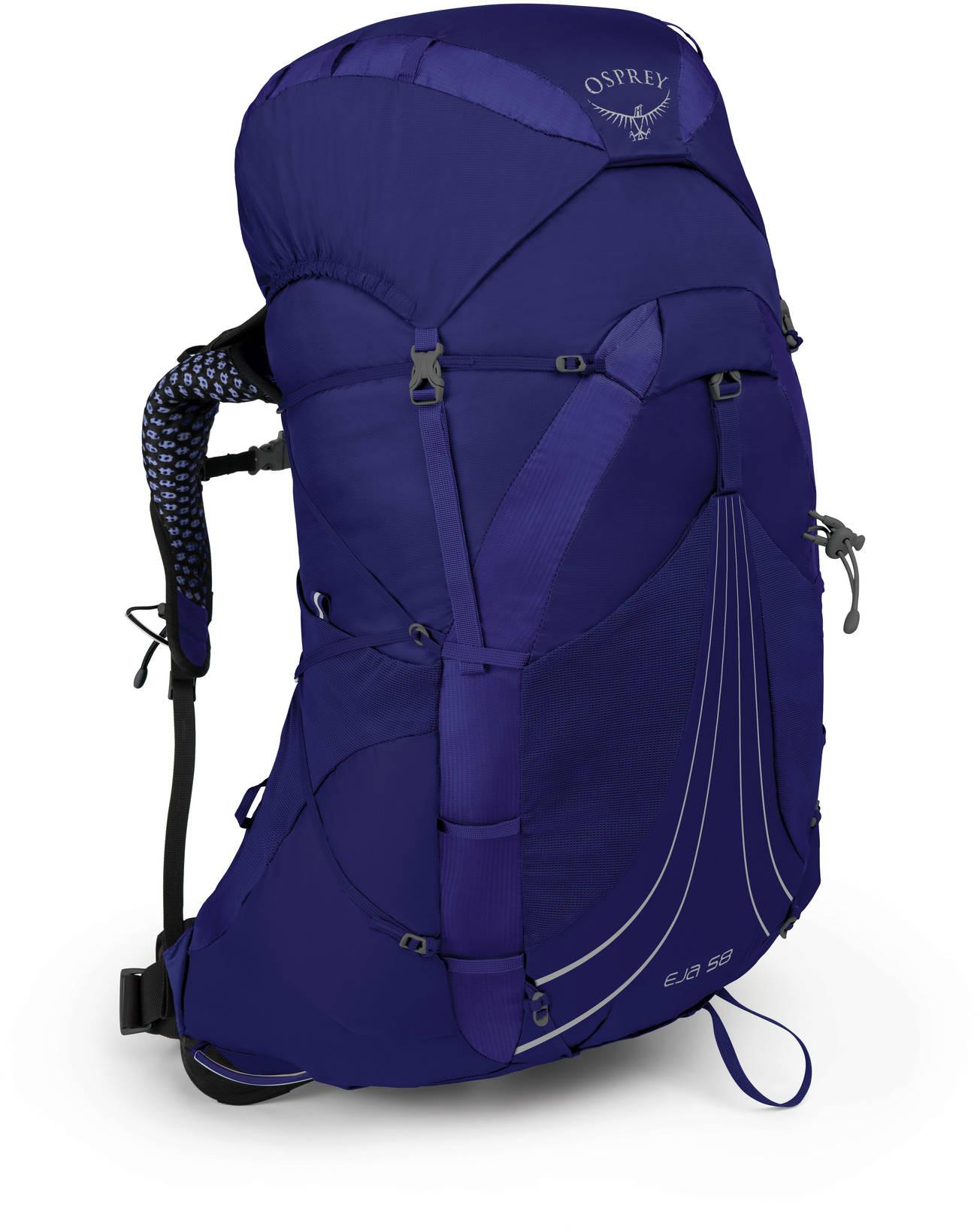 Туристические рюкзаки Рюкзак туристический Osprey Eja 58 Equinox Blue (2019) Eja58_S18_Side_EquinoxBlue_web.jpg
