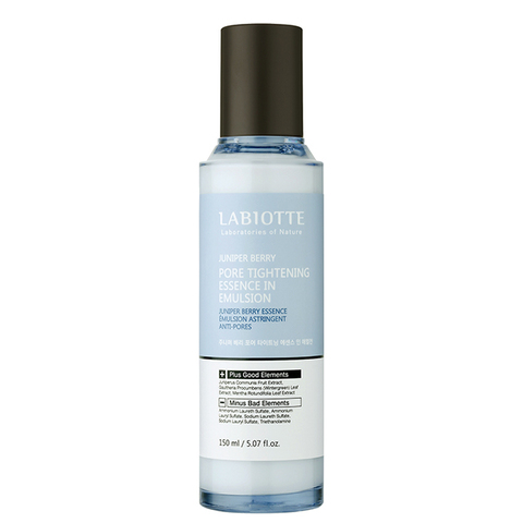 Эмульсия LABIOTTE Juniper Berry Pore Tightening Essence In Emulsion 150ml