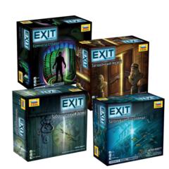 Набор EXIT-КВЕСТ (начальный уровень)