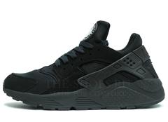 Кроссовки Мужские Nike Air Huarache All Black