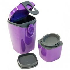 Ланч-Бокс Energy Booster, фиолетовый