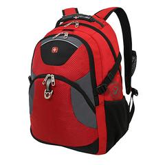 Рюкзак WENGER, цвет красный/серый/черный (3259112410)