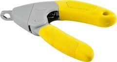 Когтерез-гильотина для собак Hunter Smart желтый/серый
