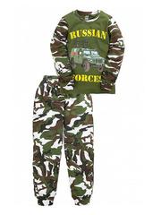 K11 пижама для мальчиков, хаки