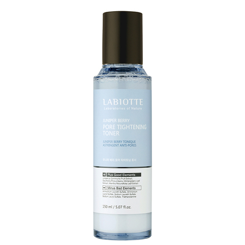 Тонер LABIOTTE Juniper Berry Pore Tightening Toner 150ml