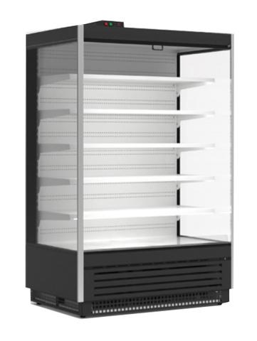 фото 1 Холодильная горка Cryspi Solo 1000 (LED с выпаривателем) на profcook.ru
