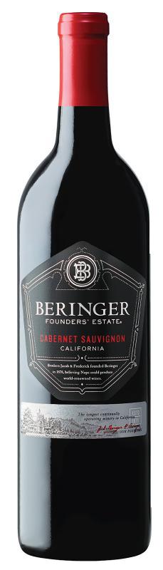 Beringer Founder's Estate Cabernet Sauvignon