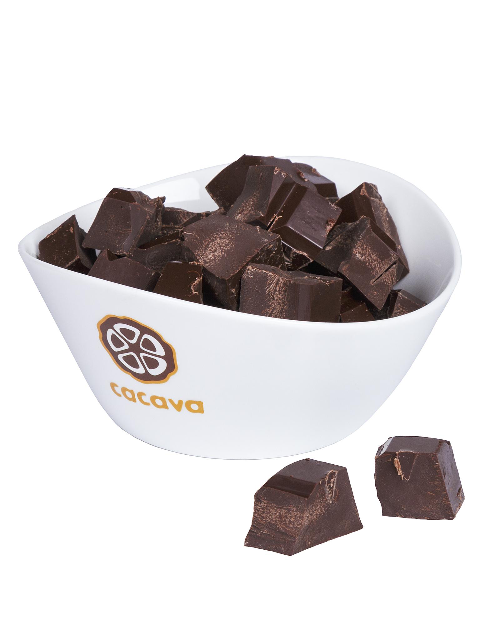 Тёмный шоколад 70 % какао (Перу, Organic Satipo), внешний вид