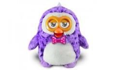Интерактивная сова Hibou Smart Pet фиолетовая
