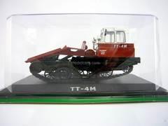 Tractor TT-4M 1:43 Hachette #48