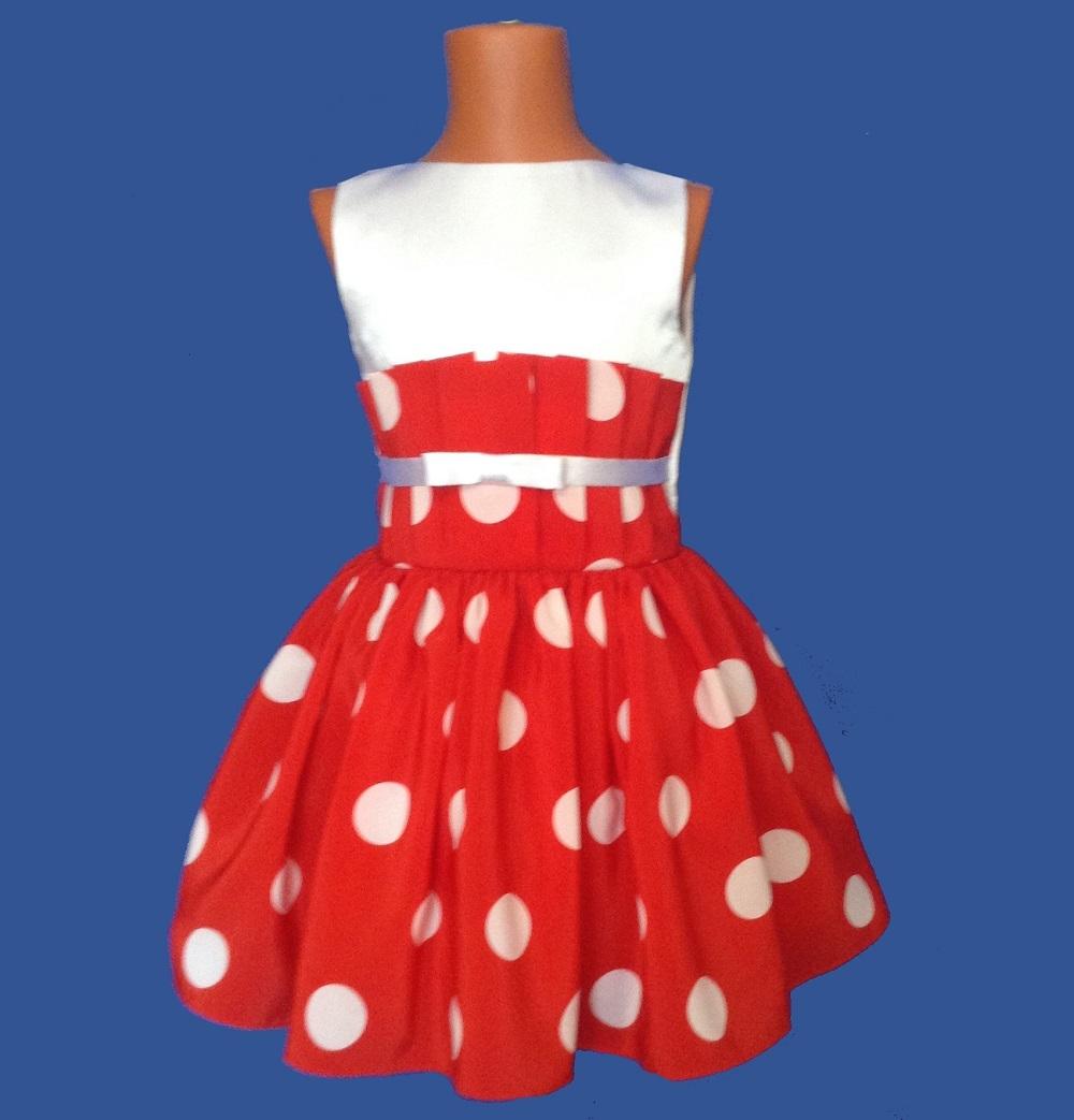 d0946874aee Детское нарядное Платье