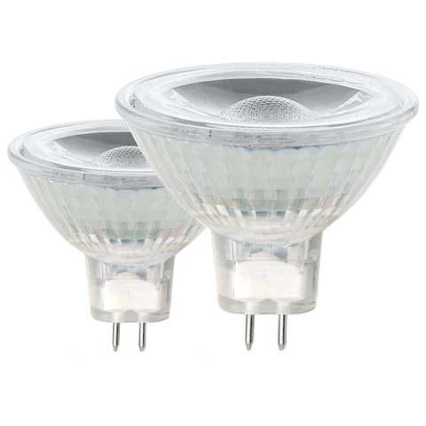 Лампа (комплект 2 шт.) Eglo LED LM-LED- GU5,3 3W 250Lm 3000K  11512