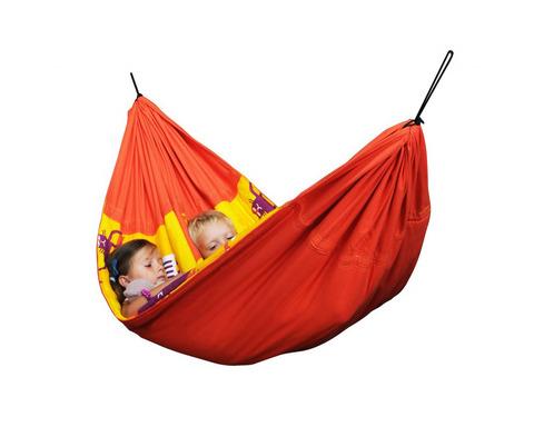 Гамак детский из хлопка Animundo оранжевый ANH13-2
