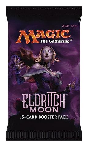 Бустер выпуска «Eldritch Moon» (английский)