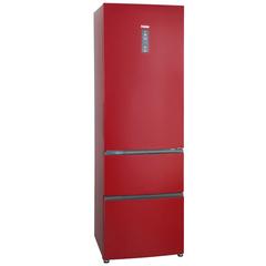 Холодильник HAIER A2F635CRMV (1.9 m,красн,3х-секц..)